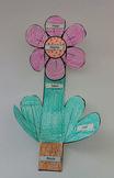 Flower Parts Craft/Activity