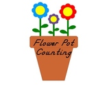 Flower Pot Counting 1 to 20