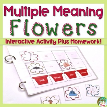 Multiple Meaning Words Flower Pots
