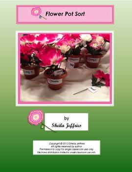 Flower Pot Sorting Center