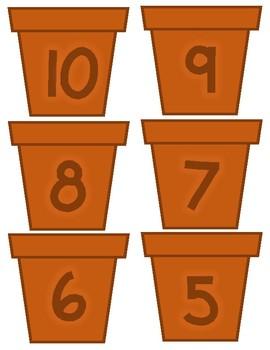 Flower Pot Subtraction Sort Puzzle