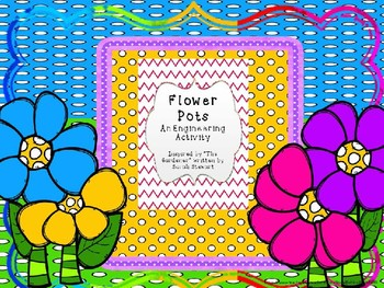 "Flower Pot Window Box Engineering ~ Inspired by ""The Gardener"""