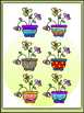 Flower Pots & Blooms (6 FREE Elements Included) Embellish