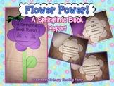 Flower Power! {A Springtime Book Report Craftivity}