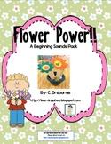 Flower Power~ A beginning sound packet