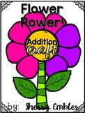Flower Power Addition/Composing Craft!
