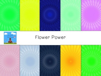 Flower Power Backgrounds