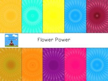 Flower Power Backgrounds