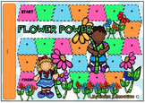 Flower Power Blank Board Game (EDITABLE)
