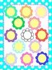 Flower Power Clip Art Set