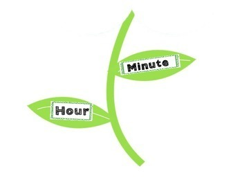 Flower Power Clock Accents