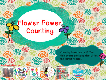 Flower Power Counting