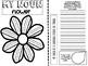 Flower Power Craftivity: Emphasis on Handwriting