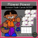 Flower Power Division Task Cards SCOOT #HappyEasterDeals