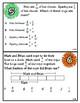 Flower Power Fractions (TEKS 4.2G, 4.3A, 4.3B, 4.3C, 4.3D, 4.3E, 4.3F)
