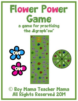 Flower Power Game: Digraph ow