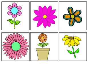 Flower Power Matching