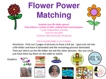 Flower Power Matching