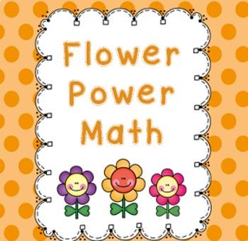 Flower Power Math