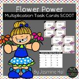 Flower Power Multiplication Task Cards SCOOT #HappyEasterDeals