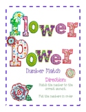 Flower Power Number Match 1-20