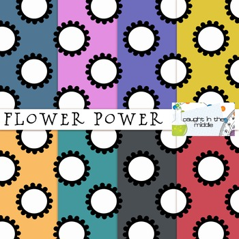 Flower Power Papers