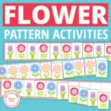 Flower Pattern Activities