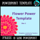 PowerPoint Template {Freebie}