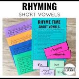 Rhyming Center Short Vowels