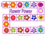 Flower Power:  Sounds with OW and OU
