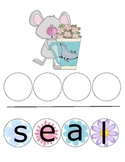 Flower Power Spelling Activity