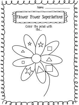 Flower Power Superlatives