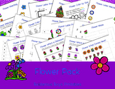 Flower PreK Printable Learning Pack Bundle