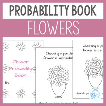 Flower Probability Coloring Book