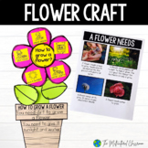 Flower Craft and Writing Packet