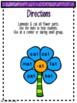 Flower Rhyming Families