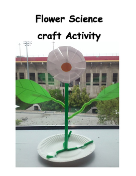 Flower Science Activity Craft