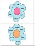 Flower Sentence Structure