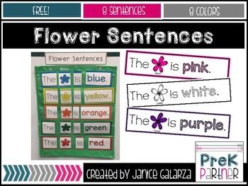 Flower Sentences