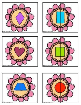 Flower Shape Matching