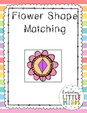 Flower Shape Matching
