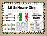 Flower Shop - Dramatic Play