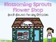 Flower Shop Dramatic Play (Blossoming Sprouts Flower Shop)