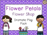 Flower Shop Dramatic Play Pack