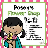 Flower Shop Dramatic Play