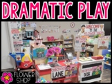 Flower Shop Dramatic Play: Signs, Labels, & MORE [Mother's Day theme]