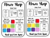 Flower Shop Order Form