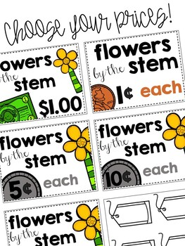 Flower Shop: Pretend Play, Colors, Counting, Money, & More!