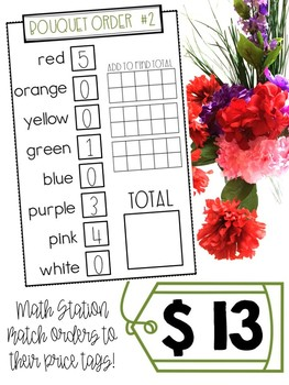 Flower Shop Dramatic Play (Pretend & Learn: Colors, Counting, Money, & More!)