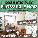 Flower Shop (dramatic play | role play | spring)